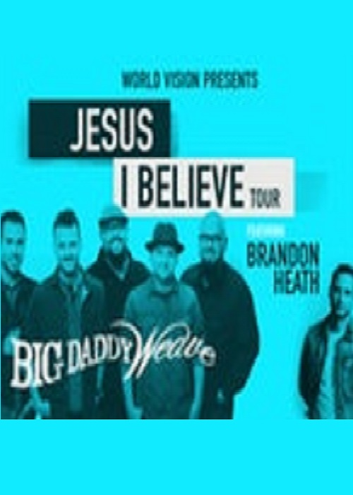Big Daddy Weave - Oct 4