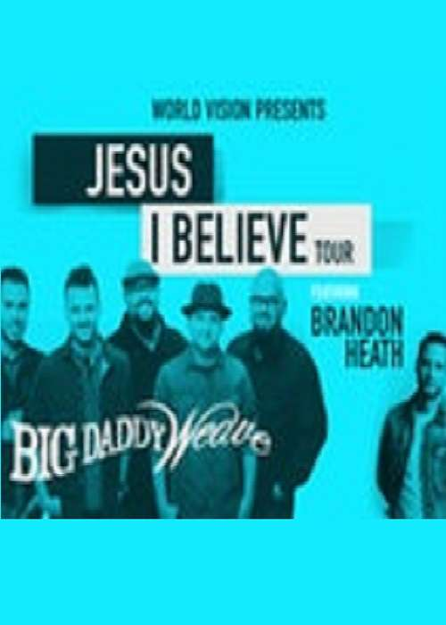 Big Daddy Weave - Oct 6