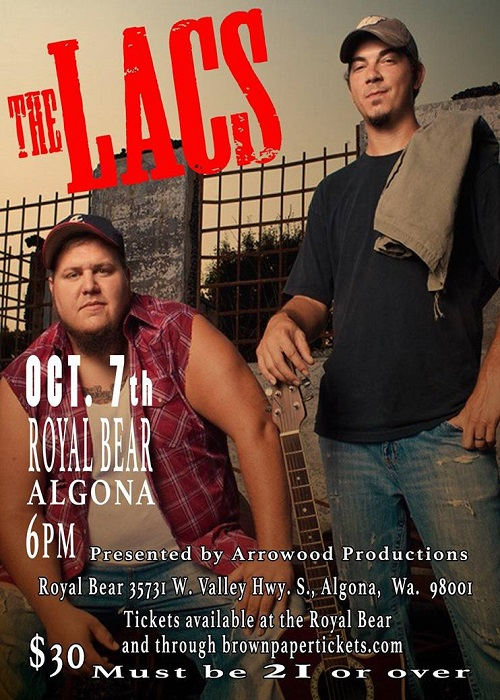 The Lacs - Oct 7