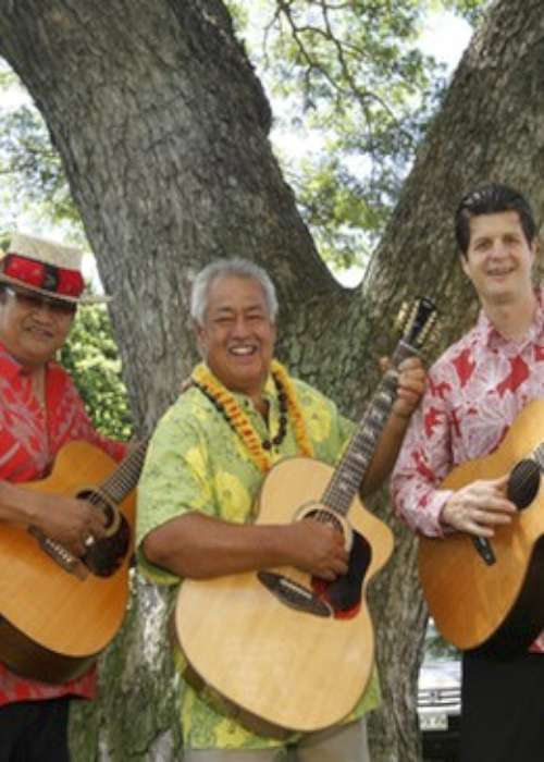 Masters of Hawaiian Music - Feb 21