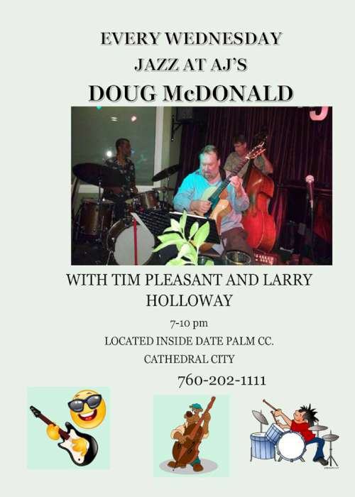 Doug McDonald - Feb 20